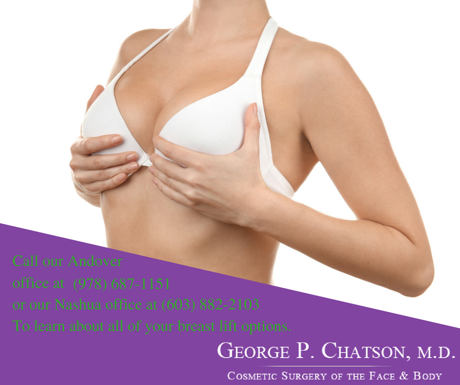 Lifted Breasts | Nipple Restoration | Breast Lift Surgery in Nashua, NH