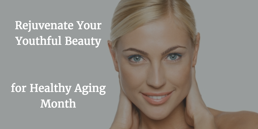 Celebrate Healthy Aging Month
